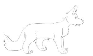 Wolf Base f2u