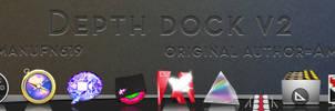 Depth Dock v2 for RocketDock
