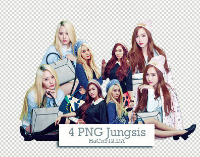 Pack png Jungsis by HaCn912