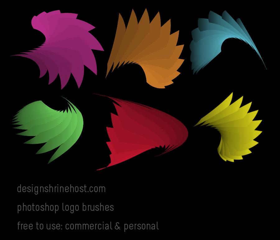 PS Brushes - Logo Elements Ps_brushes___logo_elements_by_tycity-d3d6gny