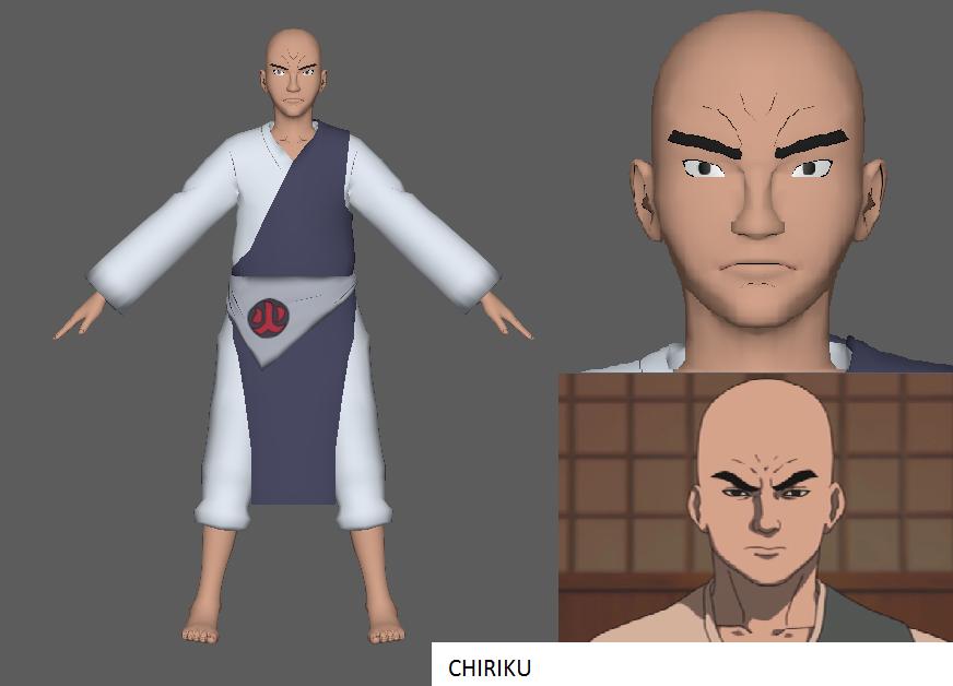 Chiriku by ChakraWarrior2012 on DeviantArt