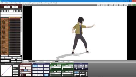 Hanabi MMD Animation Attempt