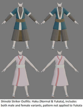 Haku Outfit