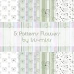 Patterns flowers