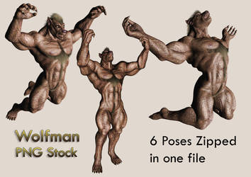 Wolfman Stock Pack