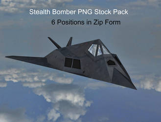 Fighter Jet Pack 5 PNG Stock by Roy3D