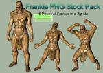 Frankie PNG Stock Pack