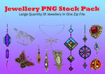 Jewellery PNG Stock Pack