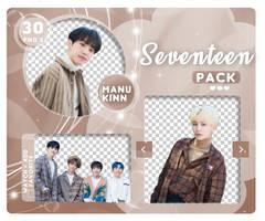 Pack png Seventeen by ManuKinn