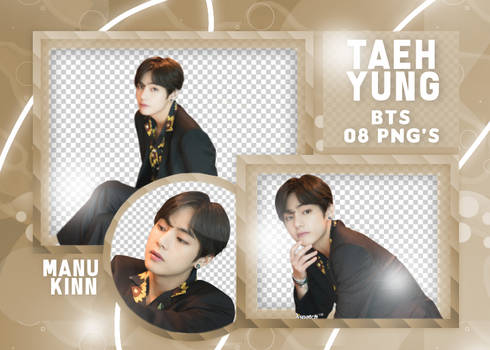 Pack png Taehyung - BTS