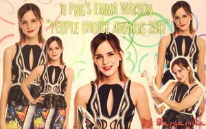 PNG's Emma Watson in PCA 2013 by MagiieGiin