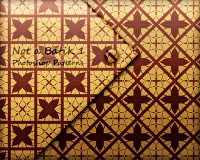 Not a Batik by AhmZakSier