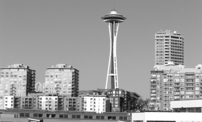 Seattle by tommywatson