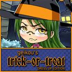 geikou's Trick-or-Treat