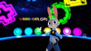 [MMD Project Zoodiva] Weekender Girl (Judy Hopps)