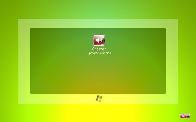 Windows Glassy Green by caeszer