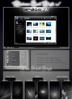 Windows Dark Night 2.0