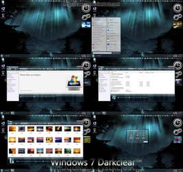 Windows 7 Darkclear by caeszer
