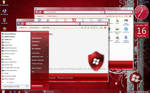 Windows 7 Product Red