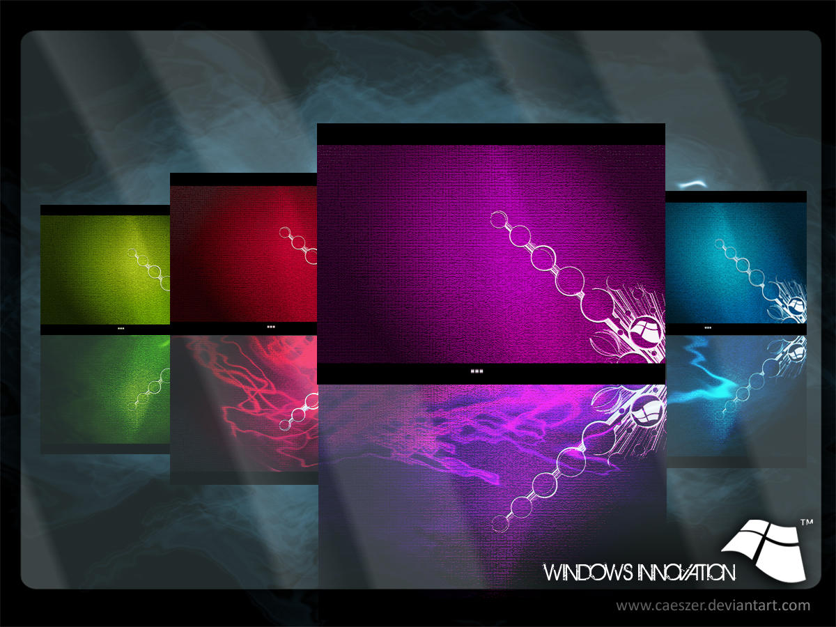 Windows Innovation By Caeszer On Deviantart