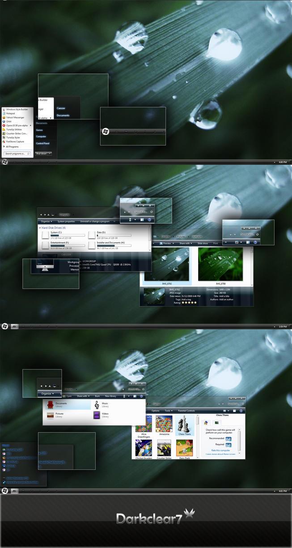 Blaque::Final:: for Windows 7