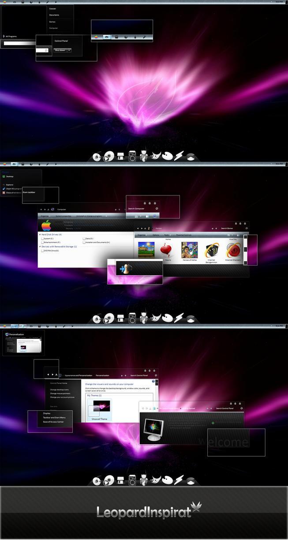 Darkclear7::Final:: for Windows 7