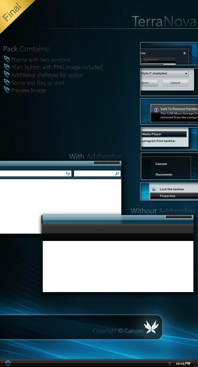 FlureVS::Final:: for Windows 7
