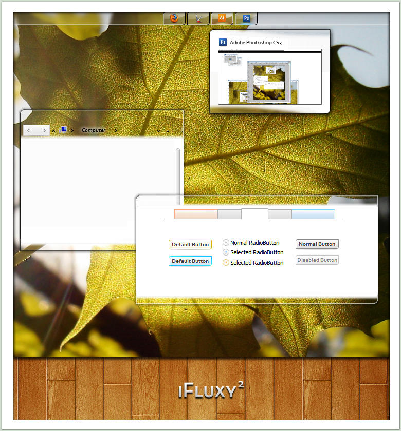 iFluxyII for Win7 by caeszer