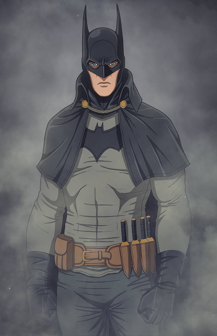 Batman Gotham By Gaslight By Phil Cho On Deviantart
