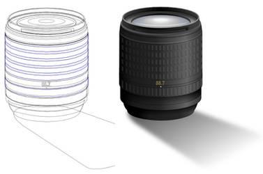 Lens by DaFeBa