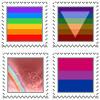 Pride Stamp Avatars - pillze69 by dapride
