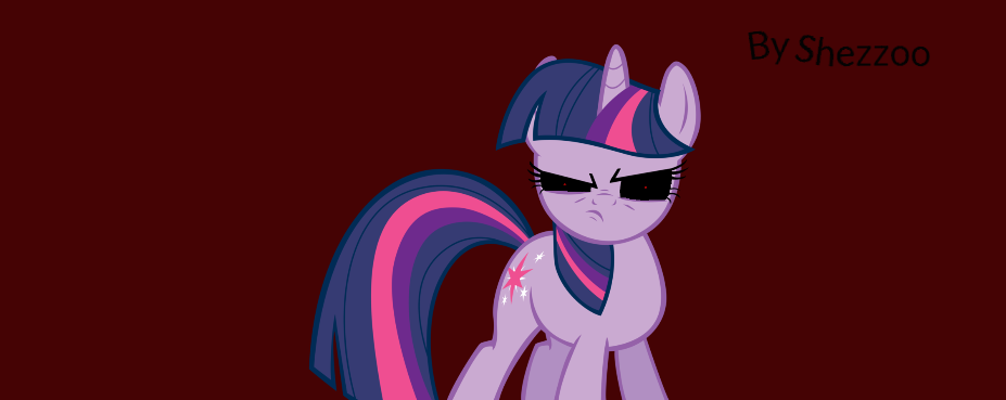 Zalgo twilight sparkle
