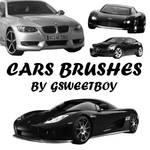 Cars brushes