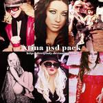 Xtina Psd Pack