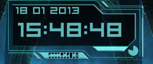 stargate interface clock
