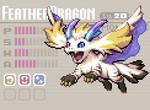 Feather Dragon Lv.20