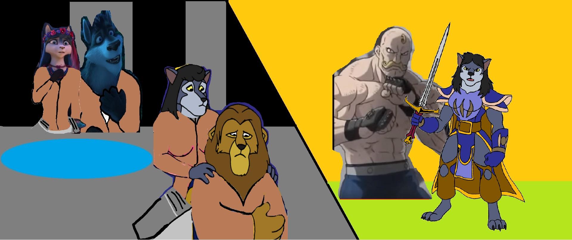 Attack on Titan LKHFF Style by KingLeoLionheart on DeviantArt