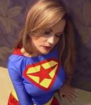 Superwoman so weak, so helpless, so hot