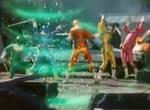 Power Rangers ZEO sexy suffering