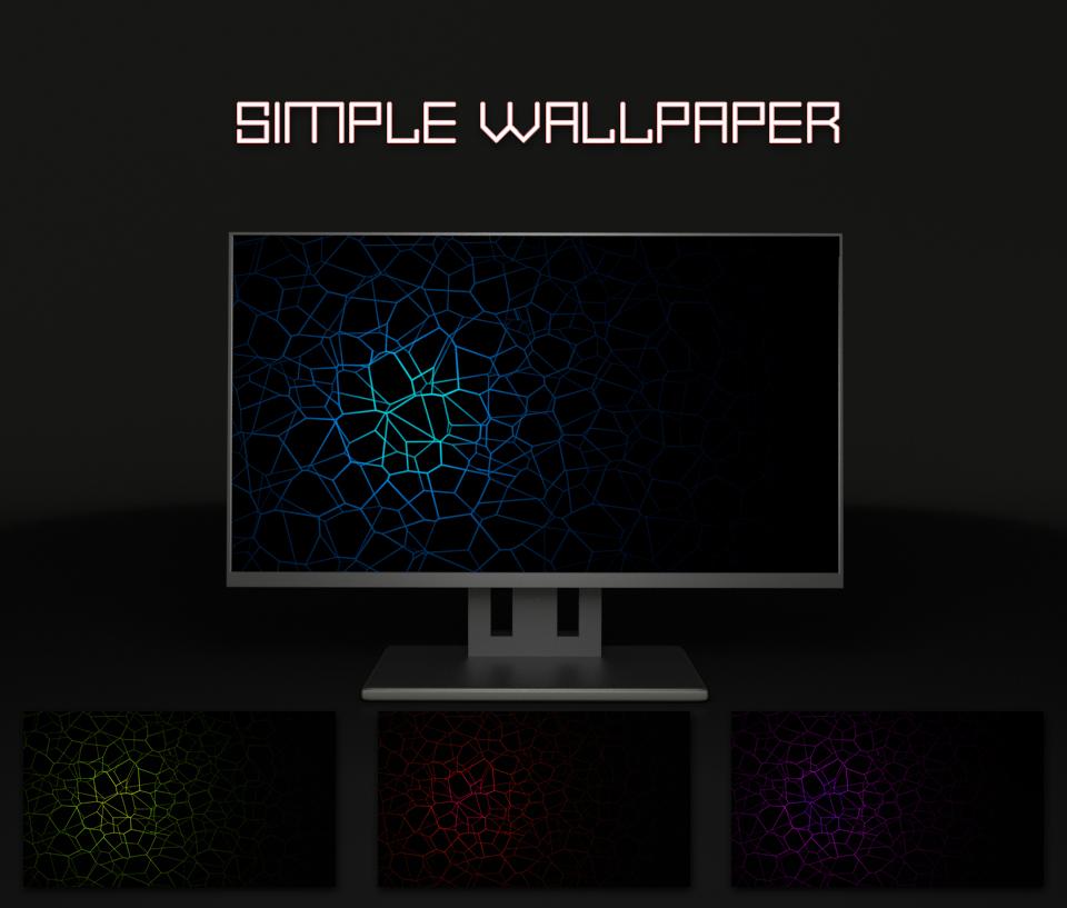 simple 4k wallpaper