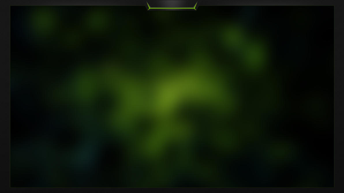 Simple Twitch overlay and background by paintevil