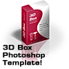 3D Box - Template by Fox82