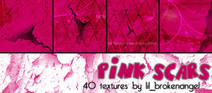 Textures - Pink Scars