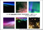 Textures - Galaxy Set 1