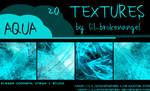 Textures - Aqua