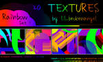 Textures - Rainbow Set 1