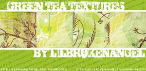 Textures - Green Tea by lilbrokenangel