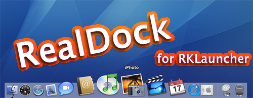 RealDock for RKLauncher by Asdrubale88