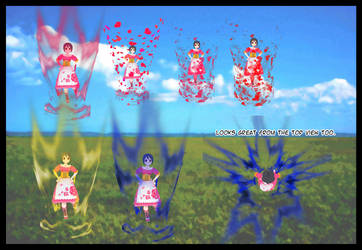 Aura Effects for Comipo. by Lady-Aurora-Moon