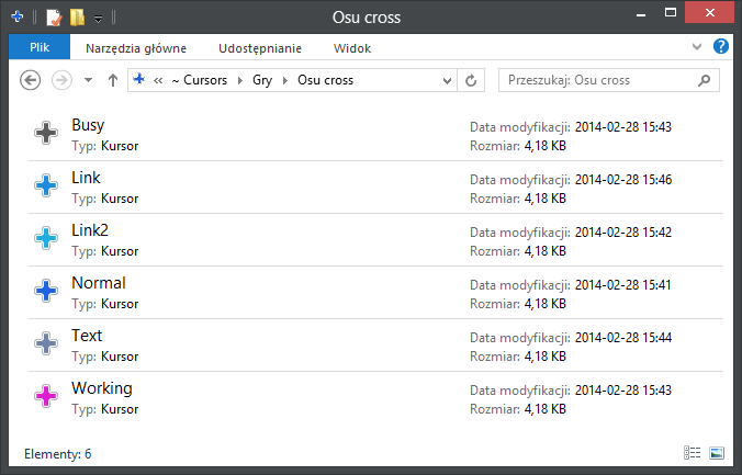 osu! cursors by SoNiC4000 on DeviantArt